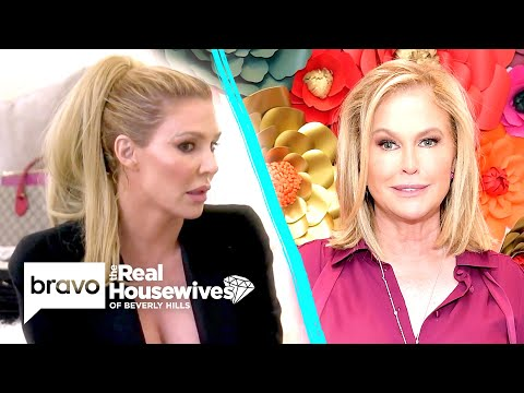 RHOBH Producer Shuts Down Fan Theory About Brandi Glanville | Bravo Insider