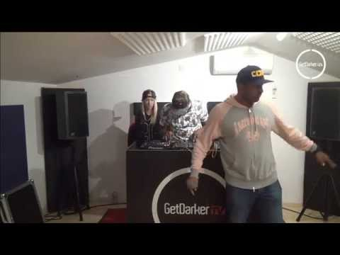 DJ Q B2b Flava D - GetDarkerTV 232 [Local Action Takeover]