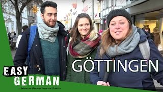Gottingen Germany  City pictures : Easy German 171 - Göttingen