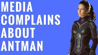 Video WOW Shill Media Is ANGRY About Antman & The Wasp! MP3, 3GP, MP4, WEBM, AVI, FLV Juli 2018