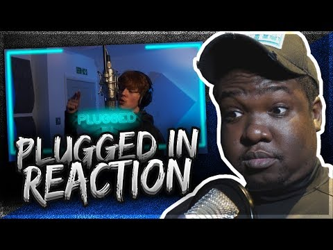 Cillian - Plugged In W/Fumez The Engineer | Pressplay (REACTION)