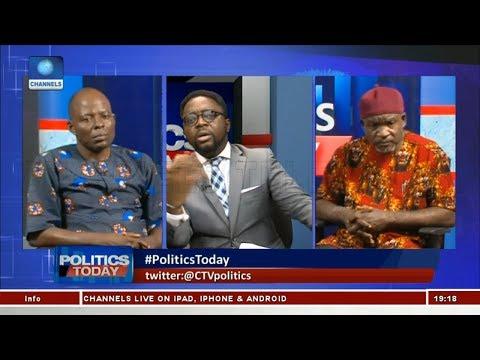 Ogbodo, Obun On APC Internal Crisis Ahead Of 2019 Polls Pt.1 |Politics Today|
