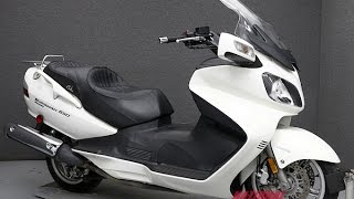 10. 2011  SUZUKI  AN650 BURGMAN 650 EXECUTIVE W/ABS - National Powersports Distributors