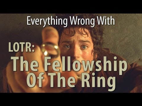 ring - Get ready, Tolkienites, it's time to tackle the original sacred trilogy, which, of course, contains some sins. We kick things off with The Fellowship of the ...