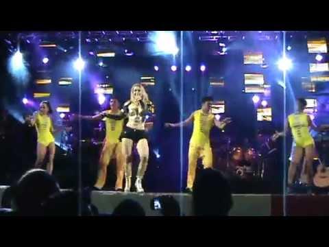 DVD Banda Calypso em Araporã - MG 2012 * Completo *