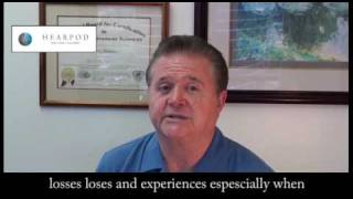 High Frequency Hearing Loss & Open Fitting Hearing Aid