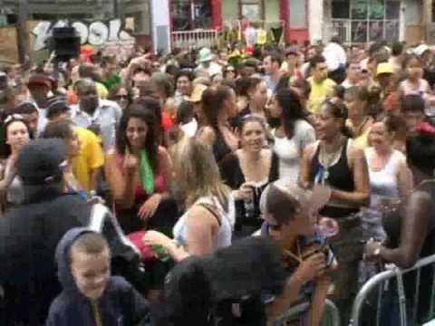 Rapattack Carnival Sunday 2008 prt1DJ Lady Mistify