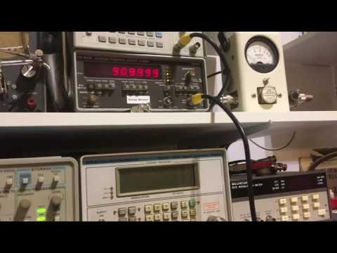 #85 Fluke 6060B RF Signal Generator Repair Part 3