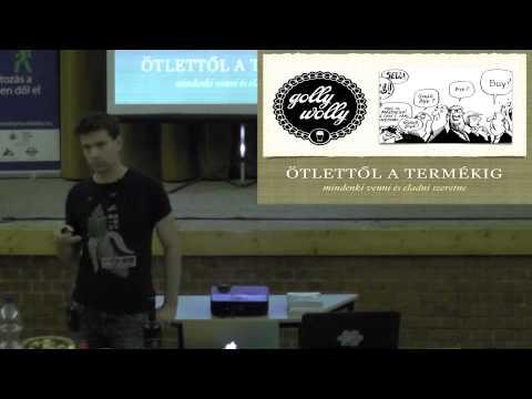 Horváth Zsolt: Hogyan építsünk szoftvercéget?