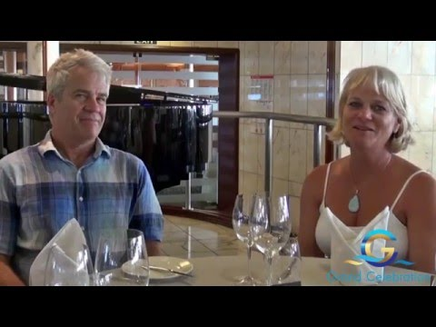 Glenn and Lee Grand Celebration Cruise Testimonial