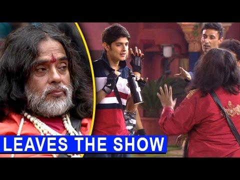 Rohan Mehra SLAPS Swami Om   Swami Om Leaves The S