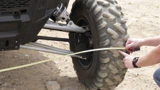 10. How to Adjust Toe with SDI's Heavy Duty Tie Rod Kits