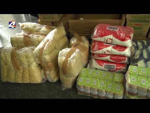 El Centro Comercial continúa con la campaña solidaria de recolección de alimentos
