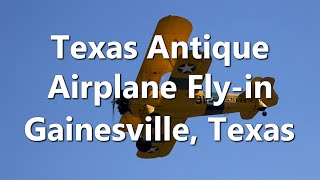 Gainesville (TX) United States  city images : Texas Antique Airplane Fly-in, Gainesville, Texas - Part 1