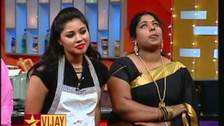 Vijay Tv Show Kitchen Super Star Season 4  11-07-15 Promo  Part 1