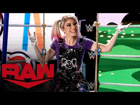 Alexa Bliss hopes to bring the Raw Women's Title to her playground: Raw, Jan. 25, 2021