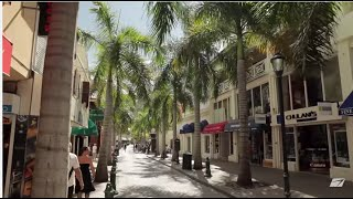 Is it St. Martin or St. Maarten? Actually, it's both, and this island is known as the culinary capital of the Caribbean. It just might be the shopping capital, as well.