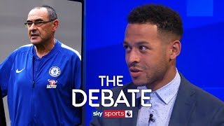 Video How is Sarri getting the best out of Hazard and Kante? | The Debate | Rosenior & Roberts MP3, 3GP, MP4, WEBM, AVI, FLV Desember 2018