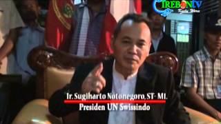 Cirebon Indonesia  City new picture : UN SWISSINDO AGENDA 17 AGUSTUS 2015 KE 70 CARAKA CIREBON INDONESIA DALAM SEKILAS INFO DI CIREBON TV