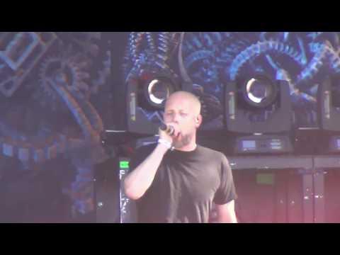 Meshuggah live at Hellfest 2018