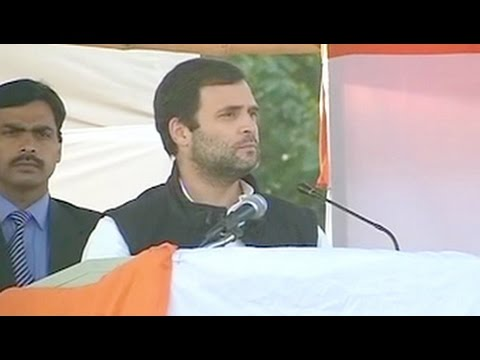 PM Modi was wearing a 10lakh suit Congress leader Rahul Gandhi