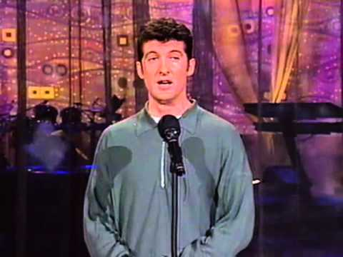 Anthony Clark - First Tonight Show Appearance