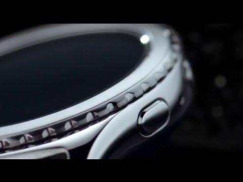 Samsung Gear S2 Classic - reklama