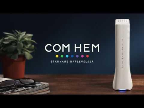 Installera Com Hem WiFi Hub C2