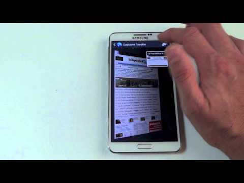 Samsung Galaxy Note 3 - Video Recensione