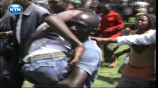 Ajabu: Fake witchdoctor faces public wrath