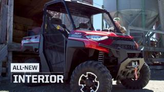 1. 2018 Polaris RANGER XP 1000