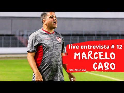 Live Entreviista #12 Marcelo Cabo