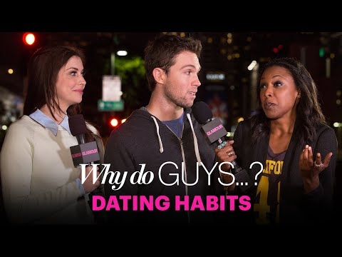 Why guys look online dating