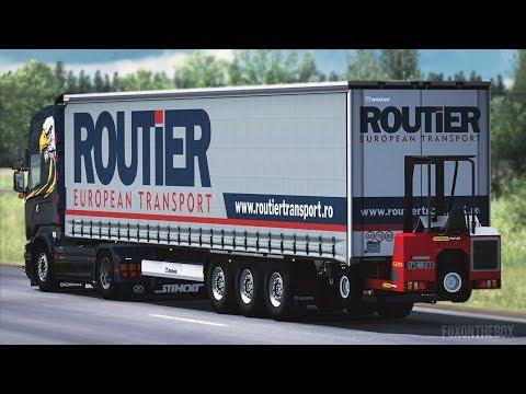 Reworked Krone ProfiLiner by Sogard3 v1.3