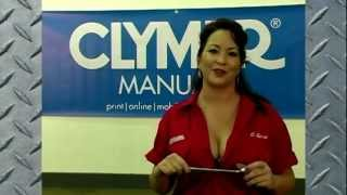 10. Clymer Manuals Kawasaki Vulcan 800 Vulcan 800 Classic Motorcycle Service Repair Manual Video