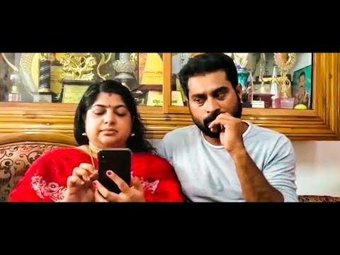 ഫോൺ ചെക്ക് ചെയ്തു ഭാര്യ നെഞ്ചിടിപ്പോടെ Suraj | Suraj Venjaramoodu Funny video | Viral Video