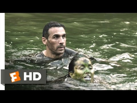 AE: Apocalypse Earth (2013) - Let the River Take You Scene (4/10) | Movieclips