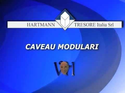 caveau modulari