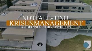 Notfall- und Krisenmanagement im Hochschulbereich