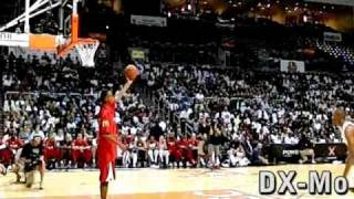 Derrick Favors (Dunk #1) - 2009 McDonald's High School All-American Dunk Contest
