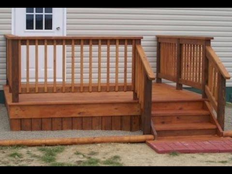 build - Make sure to visit our web site, www.heff.us This video will cover the basics you will need to build an 8ft x 10ft outdoor treated deck/patio. We begin with ...