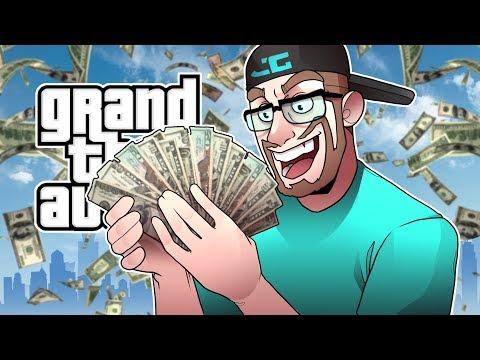 GTA 5 GUNRUNNING DLC MAKING MONEY! (GTA 5 Gun Running DLC) (видео)