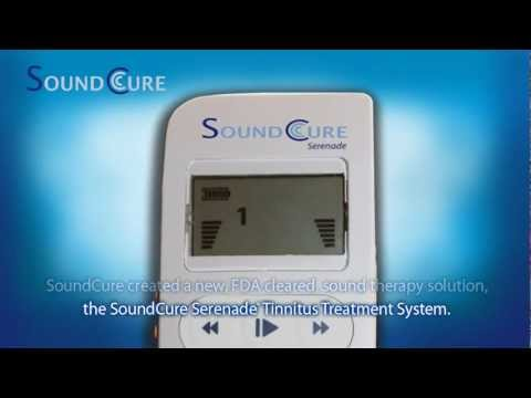 SoundCure Serenade Tinnitus Treatment System