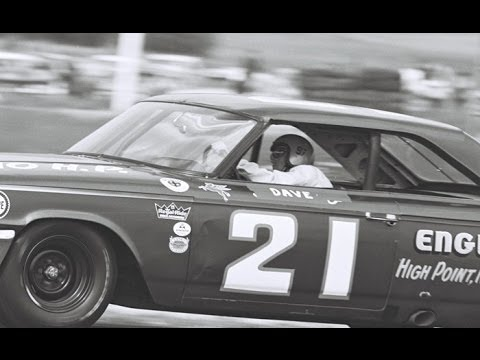 NEW - 1963 NASCAR Golden State 400 - Darel Dieringer wins and Dave MacDonald 2nd