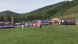 4 pass goal combo in the final of Kick It 3v3 World Championship 8-3-2015