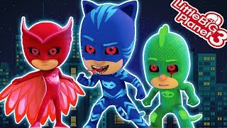 LittleBigPlanet3 | PJ Masks Takes Over