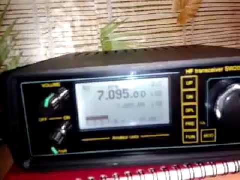HF tranceiver SW-2010