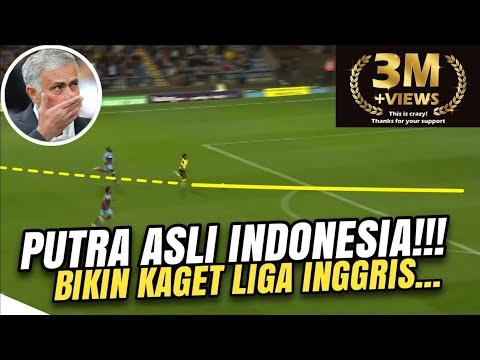 PUTRA ASLI INDONESIA INI SUKSES MEMBAWA CLUB NYA MENGGILA DI PIALA LIGA INGGRIS