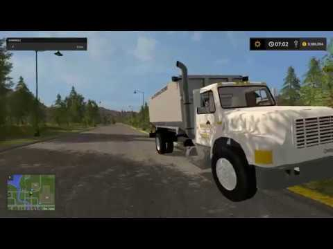 International Feed Truck v1.0
