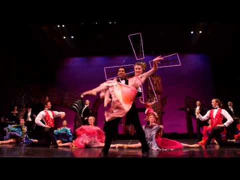 Moulin Rouge® — The Ballet – Royal Winnipeg Ballet